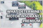 What determines motor insurance premium