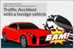 Car accidents with Malaysian vehicles are an insurance claim nightmare