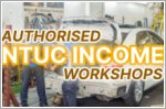 NTUC Income Car Insurance authorised repair & claims workshops in Singapore