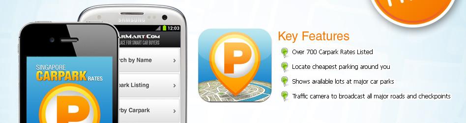 Carpark App