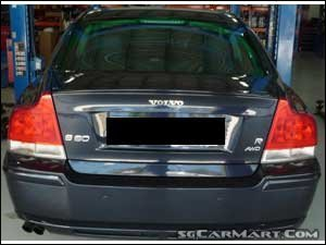 Used Volvo S60R Car for Sale in Singapore, - sgCarMart