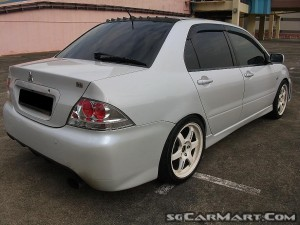 Used Mitsubishi Lancer Car for Sale in Singapore, Platinum