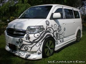 Suzuki Apv Sgcarmart