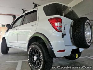 Car Depreciation Calculator >> Similar Used Daihatsu Terios Car for Sale from Singapore ...