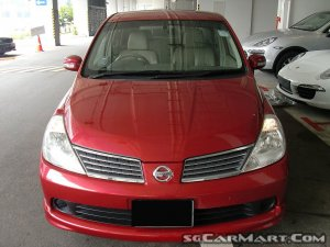 Nissan Latio 1.5A