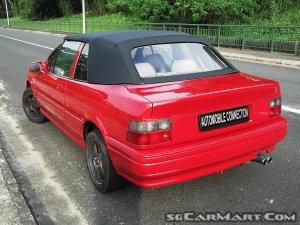 Rover 216 Cabriolet (New 10-yr COE)