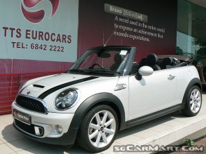 Used Mini Cooper Car For Sale In Singapore Tts Eurocars Sgcarmart