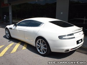 Used Aston Martin Rapide Car For Sale In Singapore AutoInc - Used aston martin rapide