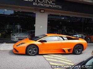 Used Lamborghini Murcielago Car For Sale In Singapore Autoinc Pte