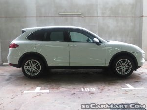 Used Porsche Cayenne Car For Sale In Singapore Porsche Pre Owned