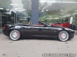 Aston Martin DB9 Cabriolet 6.0A (COE till 04/2029)