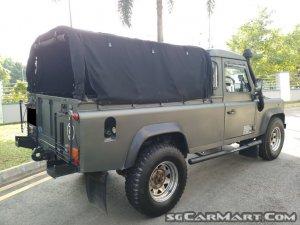 Land Rover Defender (COE till 03/2020)