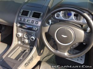 Used Aston Martin V Car For Sale In Singapore DM PreOwned Pte Ltd - Pre owned aston martin