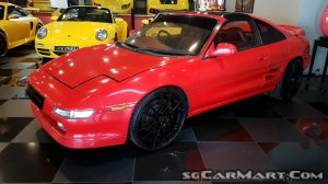 Used Toyota Mr2 Coe Till 05 2019 Car For Sale In Singapore