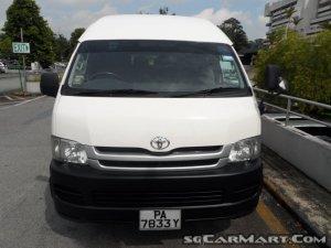 Toyota Hiace Commuter 3.0A (COE till 08/2023)