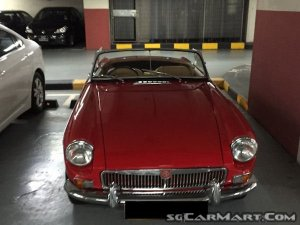 Used MG MGB Car for Sale in Singapore, - sgCarMart