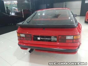 Porsche 944 Turbo (COE till 03/2027)