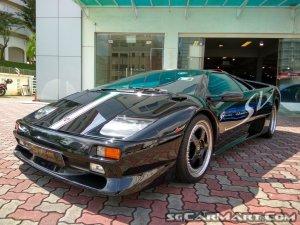 Used Lamborghini Diablo Car For Sale In Singapore Supercars
