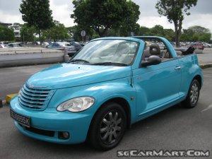 Used Chrysler Pt Car For Sale In Singapore Jet E Motor Trading