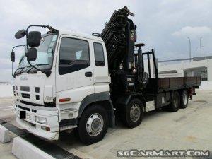 Isuzu CYH52T (New 10-yr COE)