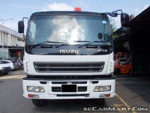 Isuzu CYZ52R (COE till 07/2027)