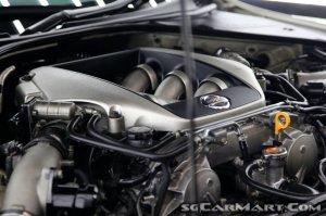 Nissan GTR 3.8A (New 10-yr COE)