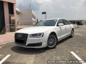 Used Audi AL A TFSI Quattro Car For Sale In Singapore Think One - Used audi a8l