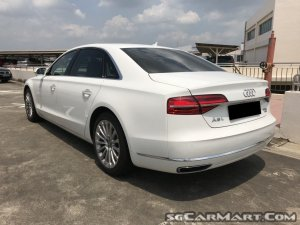 Used Audi AL A TFSI Quattro Car For Sale In Singapore Think One - Used audi a8l for sale