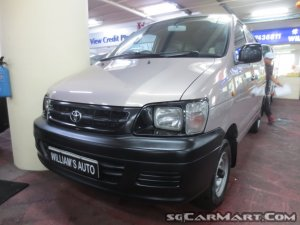 Toyota Liteace (COE till 03/2022)