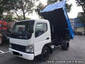 Mitsubishi Fuso Canter FE84 (COE till 01/2029)