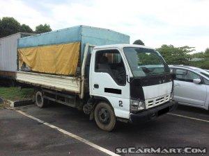 Used Isuzu Npr85 Car For Sale In Singapore Car Guru Com Pte Ltd