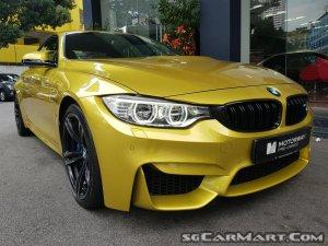 BMW M Series M4 Convertible