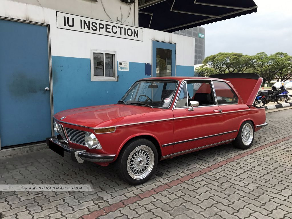 Used 2017 Bmw 2002tii For Sale Expired Sgcarmart