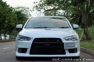 Used Mitsubishi Evolution 10 Gsr Sst Coe Till 03 2028 Car For Sale
