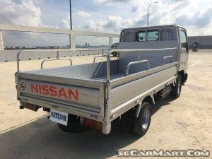 Nissan Cabstar (COE till 03/2022)