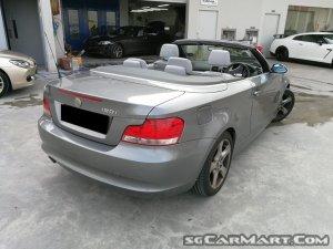 BMW 1 Series 120i Cabriolet (COE till 01/2029)