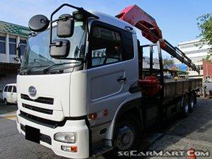 Nissan CWB45 (COE till 09/2027)