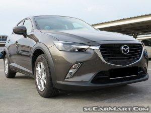 Mazda CX-3 2.0A