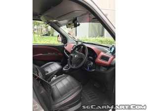 Used Fiat Doblo Car For Sale In Singapore Sgcarmart