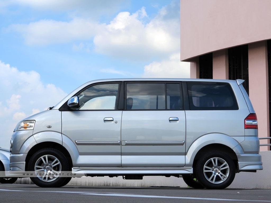 Used Suzuki APV Car for Sale in Singapore, - sgCarMart