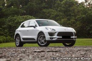Porsche Macan S 3.0A PDK