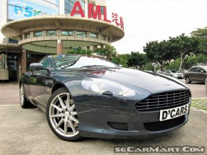 Used Aston Martin DB Car For Sale In Singapore DCars SgCarMart - Used aston martin db9