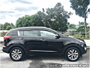 used kia sportage 2 0a car for sale in singapore jie heng motoring rh stcars sg