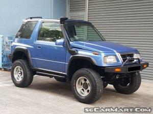 1998 Suzuki Vitara 2 0M (COE till 11/2027) Photos & Pictures