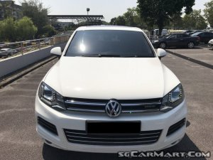 Volkswagen Touareg Hybrid 3.0A