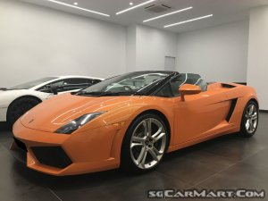 Used Lamborghini Gallardo Car For Sale In Singapore