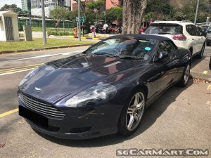 Used Aston Martin DB Car For Sale In Singapore SgCarMart - Used aston martin db9