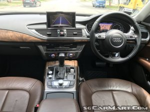 Used Audi A Car For Sale In Singapore Dynamic Motoring SgCarMart - Used audi a7
