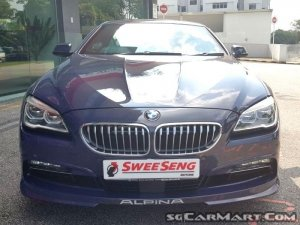 Used BMW ALPINA Car For Sale In Singapore Swee Seng Motors SgCarMart - Used bmw alpina for sale