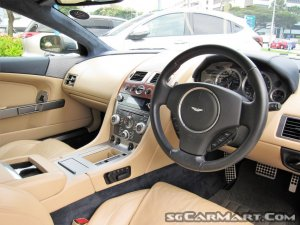 Used Aston Martin DB Car For Sale In Singapore DCars SgCarMart - Used aston martin